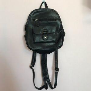 Handbags - Leather backpack